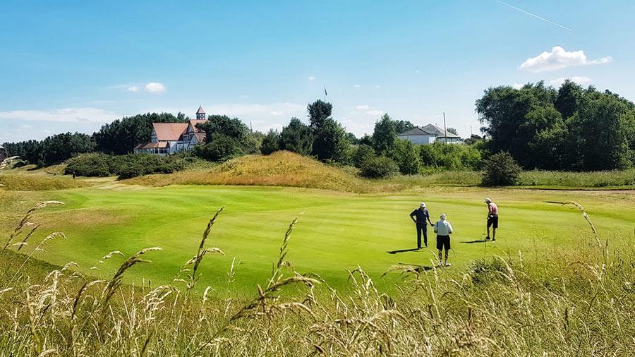 Hesketh Golf Club